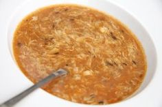 Köményes rántott leves Healthy Soup Recipes, Gourmet Recipes, Hungarian Recipes, Hungarian Food, Veggie Soup, Winter Soups, Slow Cooker Soup, Soups And Stews, Macaroni And Cheese