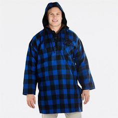 Swanndri Men's Original Wool Bushshirt with Lace-up front