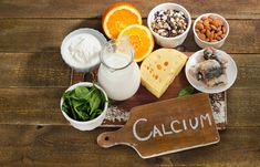 calcium rich foods to fight gingivitis