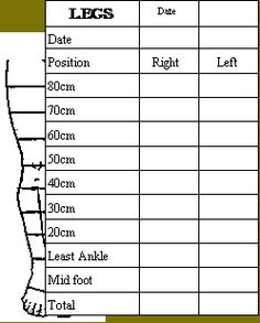 Mar 07, · tags: crafts, crochet, leg chart, leg warmer sizing chart, leg warmers, measurements, patterns, sizing chart A few weeks ago, I set out to make a pair of newborn leg warmers. I was surprised at how hard it was to find an accurate chart.