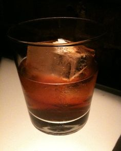 Bacon Old Fashioned PDT