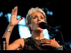 Joan Baez ~ TEARS OF RAGE ~ written by Bob Dylan.