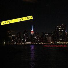 #EmpireStateBuilding set fra #LIC  #turistinewyork #nycandtours #ny #newyork #newyorkcity #turengårtil #ItsInQueens #Dansk #tourguide #danskerejseblogs