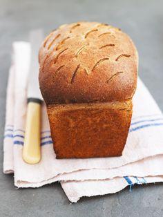 Light Swedish rye Limpa bread is a delicious alternative to wheat flour bread