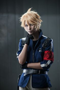 Yan Lun Matsuoka Masamune Cosplay Photo - WorldCosplay