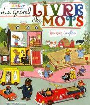 Grand Livre des Mots : Français-anglais (Le) - Richard Scarry