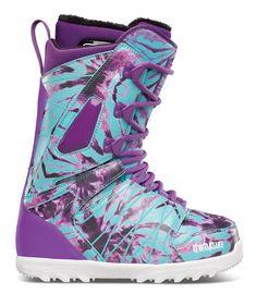 Thirtytwo Snowboard Boots Sample Womens Lashed NO BOX UK 4.5 2015     New Stuff   The Board Basement