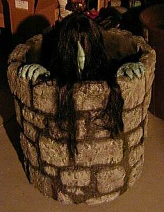 Diy Haunted House Props Great Idea For Haunted House Halloween