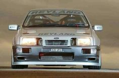 Ford Sierra Cosworth Ford Sierra, Classic Cars British, Ford Classic Cars, Ford Rs, Car Ford, Bmw E36, E36 Coupe, Ford Motorsport, Ford Capri