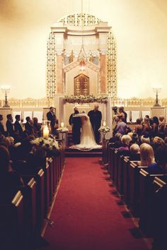 Elegant New Orleans Modern Jewish Wedding - Modern Jewish Wedding Blog