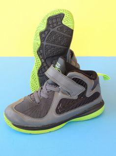 1ec6cf9fc3a  nike lebron james 9 ix td ps tb 10c shoe sneaker lbj kids  toddler walking  kids from  19.99