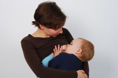 Milk-secreting cells transform into cellular eaters and start consuming each other after children get weaned.