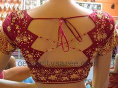 Saree Blous e Patterns: Designer Blouses Choli Designs, Choli Blouse Design, Simple Blouse Designs, Stylish Blouse Design, Blouse Back Neck Designs, Fancy Blouse Designs, Bridal Blouse Designs, Saree Blouse Patterns, Beautiful