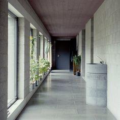 Huis Naalden te Best - dom Hans van der Laan - Van der Laan Stichting