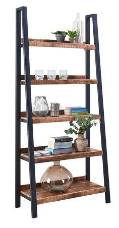 Stoere industriële meubelen en accessoires. De trend van nu!