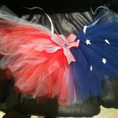 Dog tutu for the 4th of July