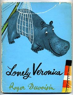 Lonely Veronica - Roger Duvoisin (1964) - via Flickr
