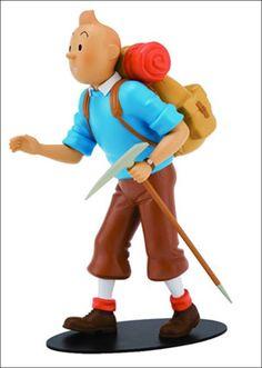 Tintin in Tibet Comics Illustration, Illustrations, Vinyl Figures, Action Figures, Blake Et Mortimer, Durham Museum, Herge Tintin, Biscuit, Lucky Luke