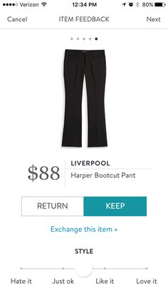 Stitch Fix! Here's something you could get for yourself Give it a try! https://www.stitchfix.com/referral/7528814?sod=w&som=c
