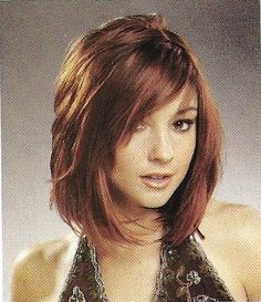 Layered Bob. Yes, my next cut ! <3