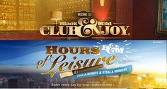 Black and Mild is having an Hours of Leisure instant win game, where a different prize is up for grabs every two hours. You can only enter once per day, though. The most valuable prize …