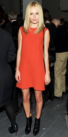 Kate Bosworth in Calvin Klein Collection from #InStyle