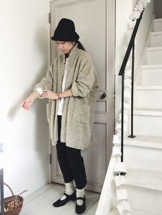 evam evaのカーディガンを使ったaikoのコーディネートです。WEARはモデル・俳優・ショップスタッフなどの着こなしをチェックできるファッションコーディネートサイトです。