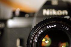 nikon em bokeh | Nikon EM + Nikkor 50mmf/1.4 AI. Taken with … | Flickr - Photo Sharing!