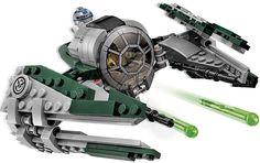 LEGO Star Wars 75168  Yoda's Jedi Starfighter - Breid je verzameling Jedi Starfighters uit met dit ruimteschip van Yoda, inclusief Yoda minifiguur en R2-D2. - Bekijk alle LEGO sets op https://www.olgo.nl
