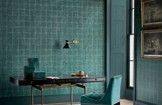 Style Library - The Premier Destination for Stylish and Quality British Design Zoffany Wallpaper, Fabric Wallpaper, Zoffany Paint, Harlequin Fabrics, Morris Wallpapers, Painted Rug, Modern Wallpaper, Soft Furnishings, Home Crafts