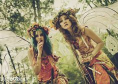Hadas ( Ivy and Twig) by *JaimeIbarra on deviantART