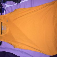 Nike dri fit tank Great condition Nike Tops