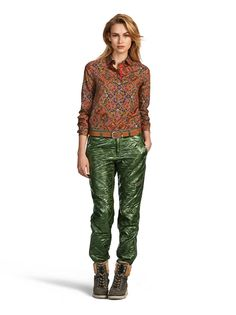 Quilted pants Tamia - Pants - Pants / Jeans - Clothing - Ladies | BOGNER.COM