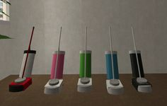 """PC Sims Vacuum Cleaner Remixed By request of coolenasha, the vacuum from PC Sims, remixed. """"Working Vacuum"""" is slaved to """"Vacuum"""". However, the working vacuum does not take on the recolors. If you've..."""