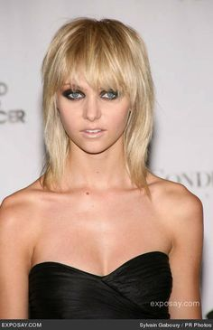 Taylor Momsen, love her hair