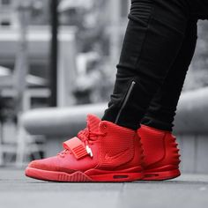 Red October #nike #yeezy