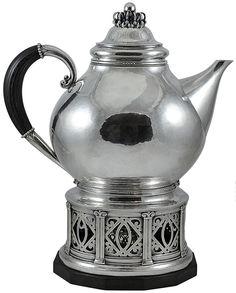 Georg Jensen Art Deco Tea/Coffee Service No. 251
