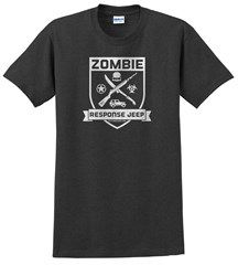 Zombie Response Jeep Men's T-Shirt