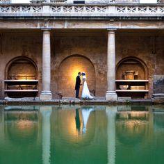 The Roman Baths & Pump Room