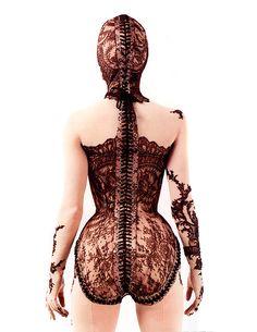 Jean Paul Gaultier - Dita von Teese
