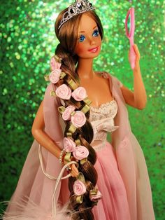 Barbie Top, Barbie Miss, Barbie And Ken, Barbie World, Ooak Dolls, Doll Face, Vintage Barbie, Fashion Dolls, Evening Gowns