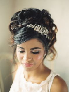 50 Superb Black Wedding Hairstyles | Updo and Fringes