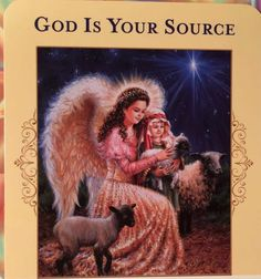 Everything you need is supplied by the infinite Source of God. and your faith opens the doorway to receive. In God, there is no lack or limitation; rather, there is plenty of abundance for all to share.