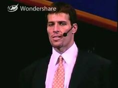 Tony Robbins - Difference between success and mediocrity=one milimeter