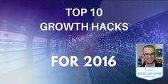 TOP 10 proven growth hacks for 2016 [examples, case studies] — Medium