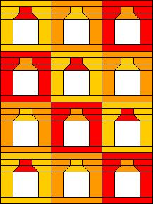 This is an awesome site that offers free full size quilt block patterns and designs.  Search through the block patterns and click on the block and it links to instructions and shows the different looks according to color schemes, etc.