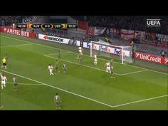 Ajax vs Legia Warszawa Europa League All Goals & Highlights 23/02/2017 - YouTube