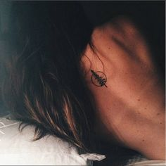 One With Nature | 40 Stylish Small Tattoos You'll Want to Flaunt Every Day | POPSUGAR Fashion