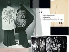 Anna Vedeneeva Couture collage. Russian designer