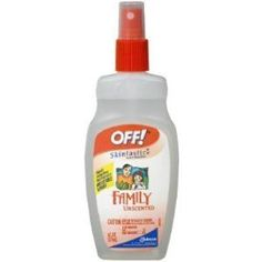 OFF FAMLY CARE SPRITZ UNSCENTD 6 OZ ** Check this awesome product by going to the link at the image. (This is an affiliate link) #PestRepellents